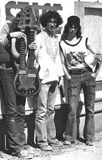 JPT Scare Band 1973