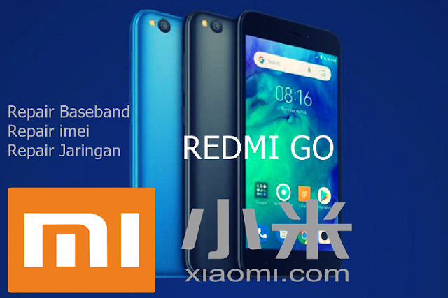 Perbaikan Tidak Ada layanan-Cek Baseband Unknown-Imei NULL Redmi Go