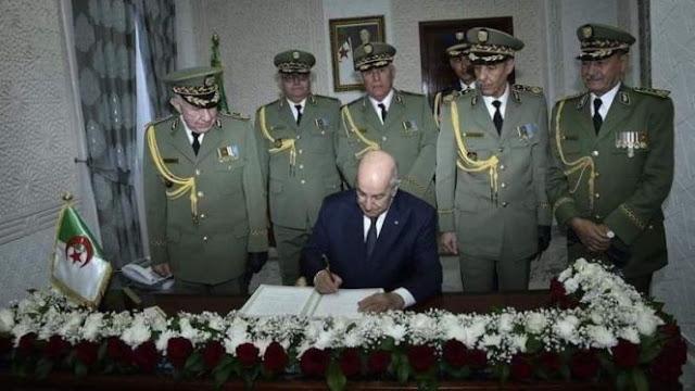 إفلاس النظام العسكري في الجزائر يتجاوز الحدود