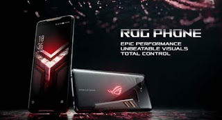 Cara Terbaru Flash Asus ROG Phone via AFT