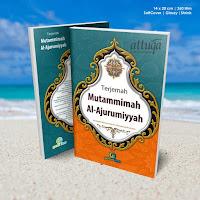 Buku Terjemah Mutammimah Al Ajurumiyyah
