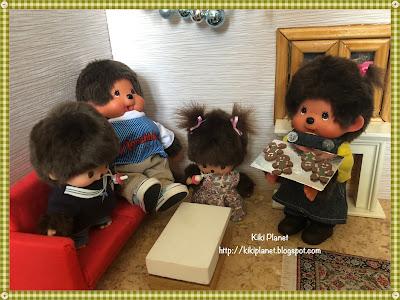 kiki monchhichi noel christmas allemagne tradition Fröhliche Weihnachten !