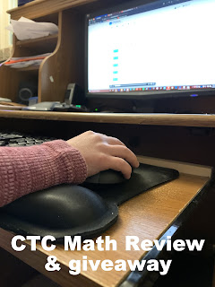 CTC Math Review and Giveaway (ends 2/28)