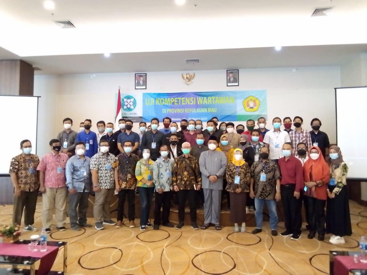 Dewan Pers Bersama UPN Veteran Yogyakarta Gelar UKW Gratis Di Gorontalo Pada Bulan Juli Mendatang