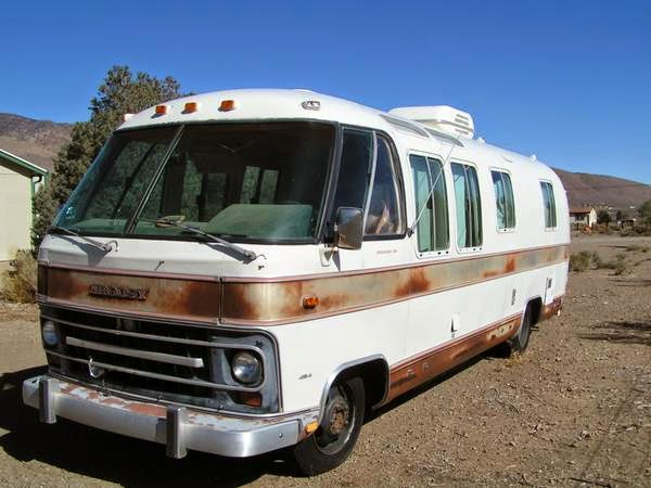 Airstream For Sale Craigslist >> Used RVs 1976 AirStream Argosy Motorhome for Sale For Sale by Owner