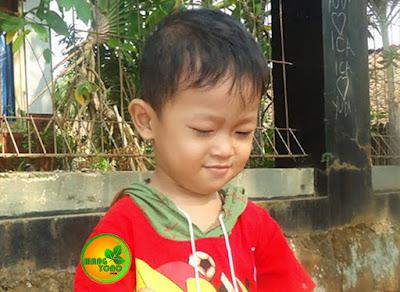 """FOTO : Anak saya """"Gigin"""" 3,5 Tahun"""