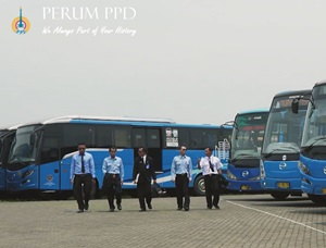 Perum PPD - SMP, SMA Janitor, Security Guard Perum PPD January 2020