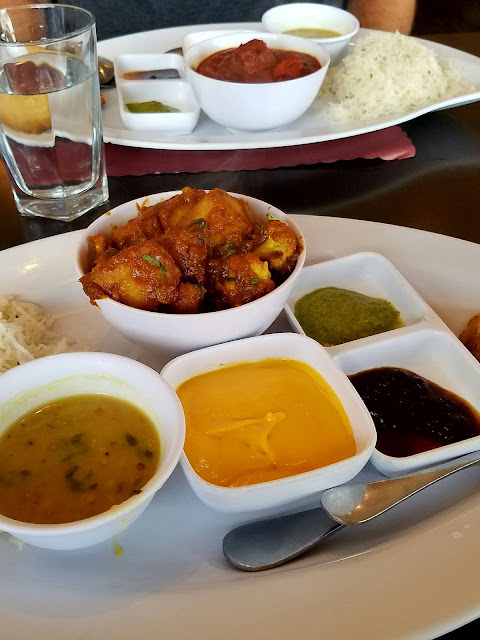 Comida indiana em Orlando, Florida