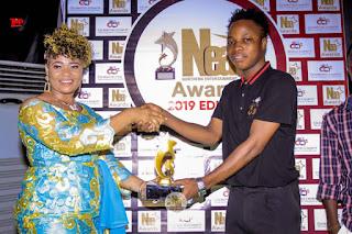 Gospel duo Sabii and Matt win big at Northern Entertainment Awards IMG 20190320 WA0005