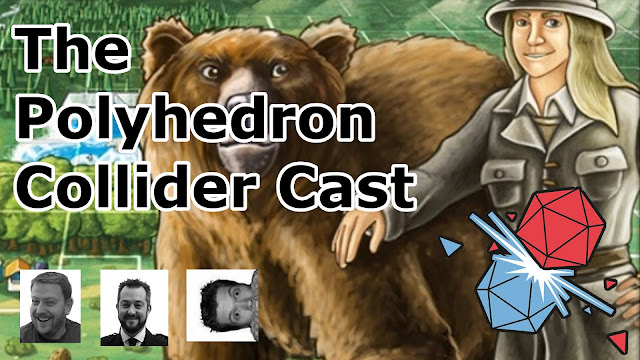 The Polyhedron Collider Cast Episode 27: The Great UK Games Expo Caper Part 2