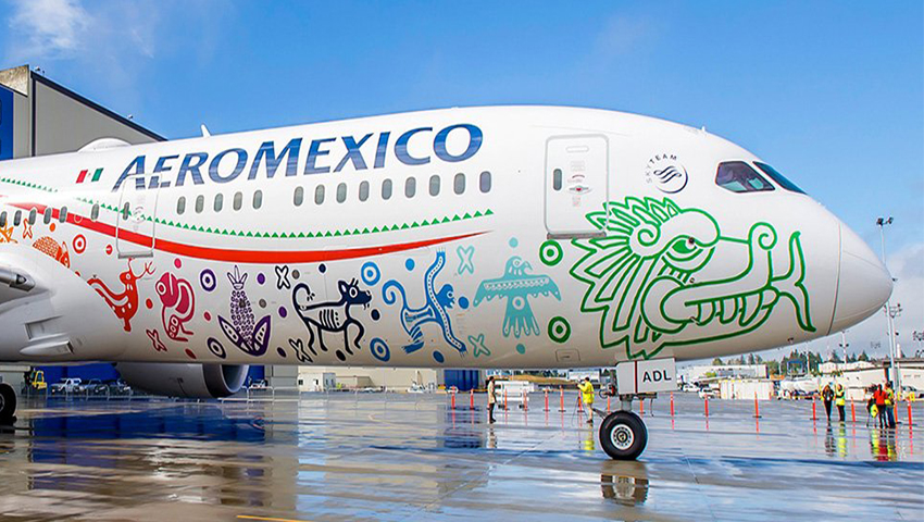 Aeromexico responde Emirates