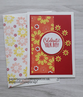 Bloom by Bloom Stampin Up Birthday
