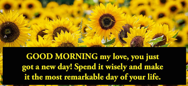 Quotes and messages for her to wish good morning