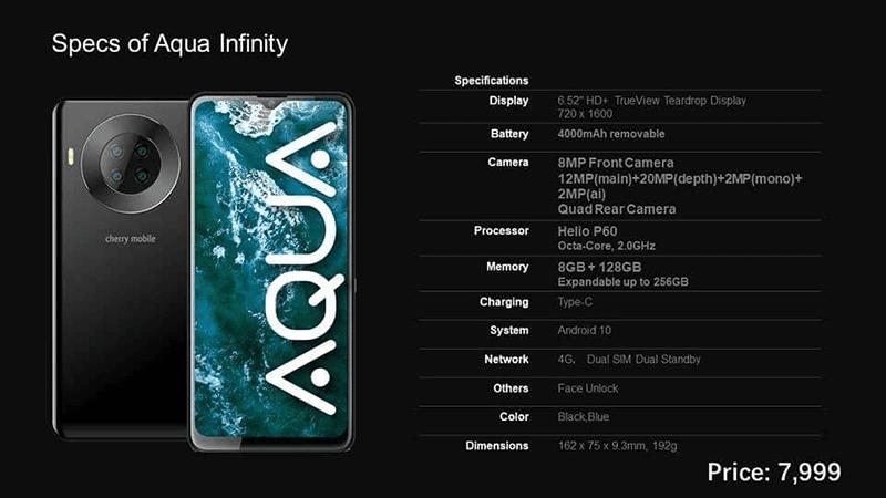 Aqua Infinity