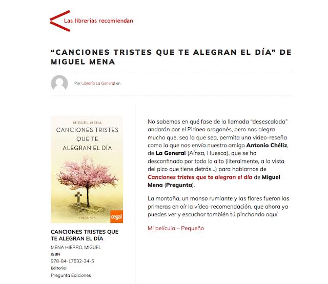 https://www.laslibreriasrecomiendan.com/libro-de-la-semana/canciones-tristes-que-te-alegran-el-dia-de-miguel-mena/