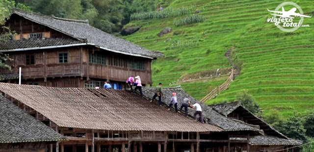 Ping'An Village - Arrozales de Longji - Longsheng - China