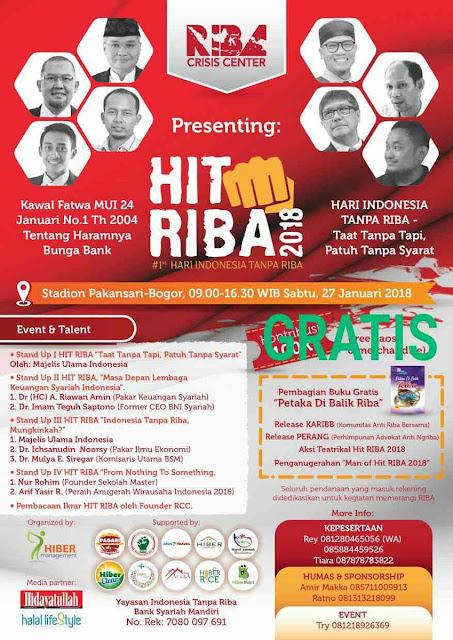 #1stHITRIBA