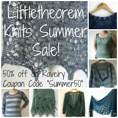 Knitting summer sale