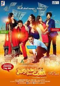 Jugaadi Dot Com 2015 400mb Full Punjabi Movie Download DVDRip