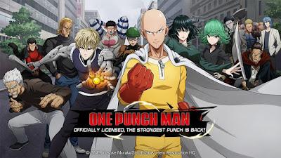 """Videojuegos: Anunciado """"One-Punch Man: Road to Hero"""" el juego de móvil"""