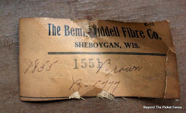 The Bemis Riddell Fibre Company