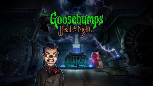 Goosebumps: Dead of Night, novo jogo de terror da Cosmic Forces, está chegando ao Switch