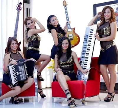 Foto de Corazón Serrano en sesión fotográfica