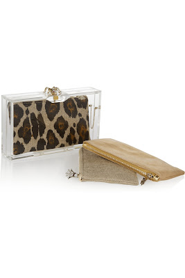 Charlotte Olympia Twinbag: A Clutch Bag Inside A Clutch Bag