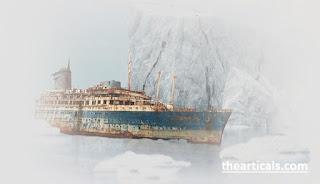 टाइटैनिक जहाज,thearticals.com