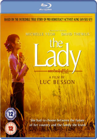 The Lady 2011 BluRay 400MB Hindi Dual Audio 480p Watch Online Full Movie Download bolly4u