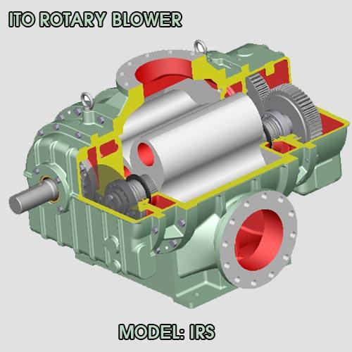 ITO Rotary blower
