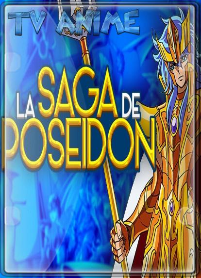Los Caballeros del Zodiaco: Saga de Poseidón (1986) 15 Episodios HD 1080P LATINO/JAPONES