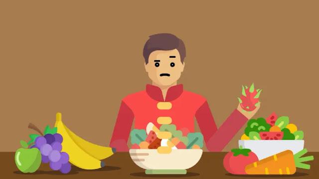 Makan dan Minum Sesuatu yang Bergizi