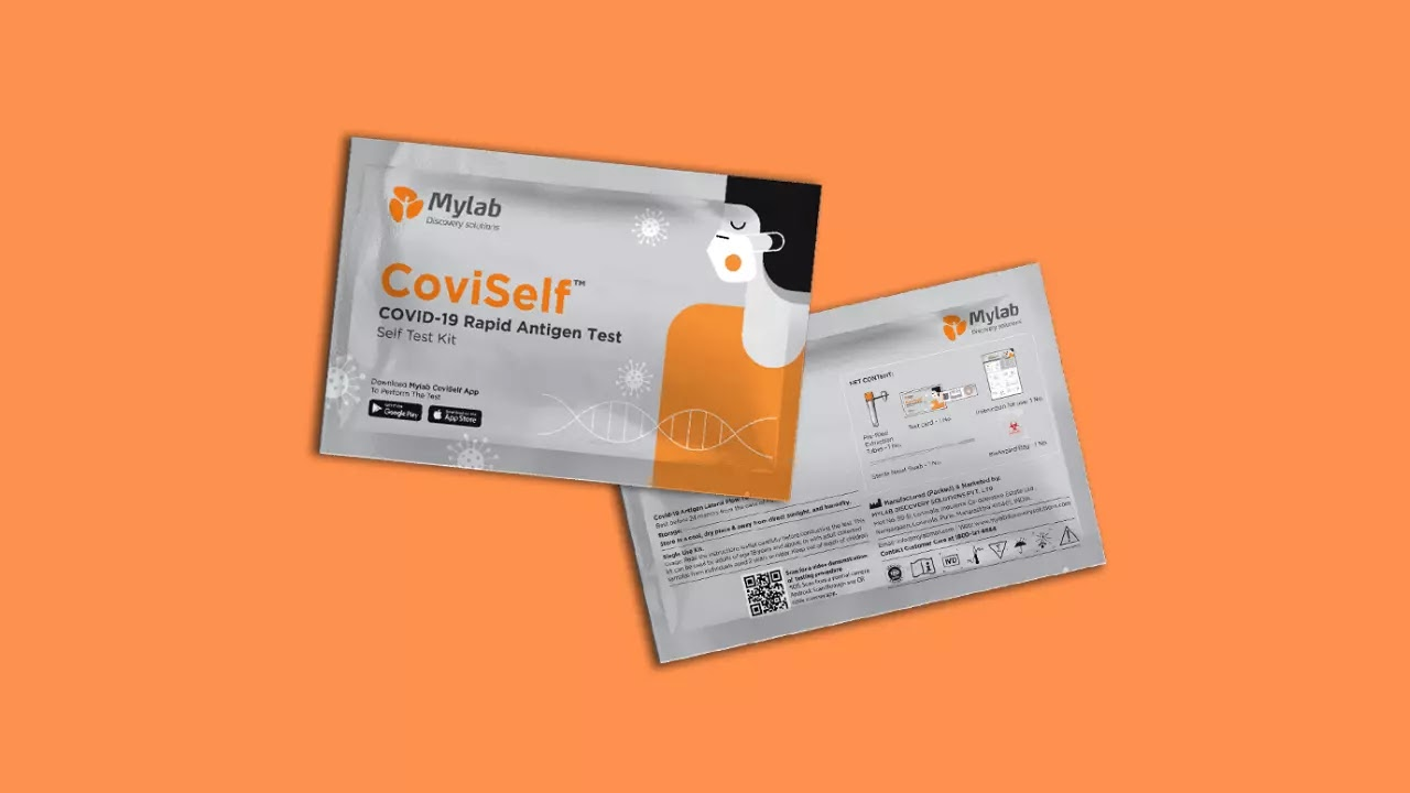 How to Use CoviSelf | HealthInsta