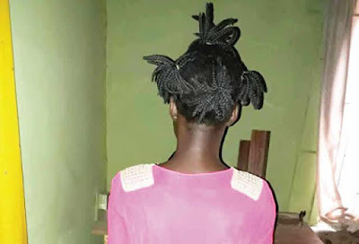 Story Of Schoolgirl Abducted In Lagos & Sold Into Pros-titution