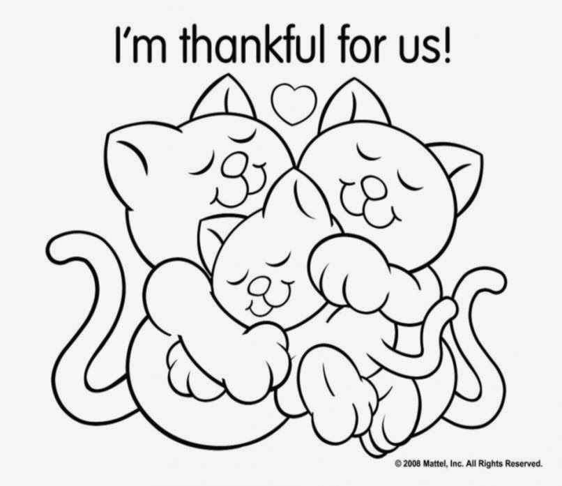 Free Thanksgiving Coloring Pages   AZ Coloring Pages
