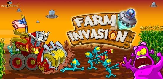 Farm Invasion USA Premium Apk