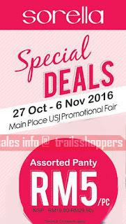 Sorella Special Deals 2016