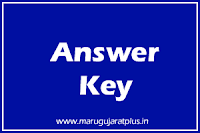 GPSC Class 1 & 2 Official Provisional Answer Key 2021 (Advt. No. 26/2020-21)