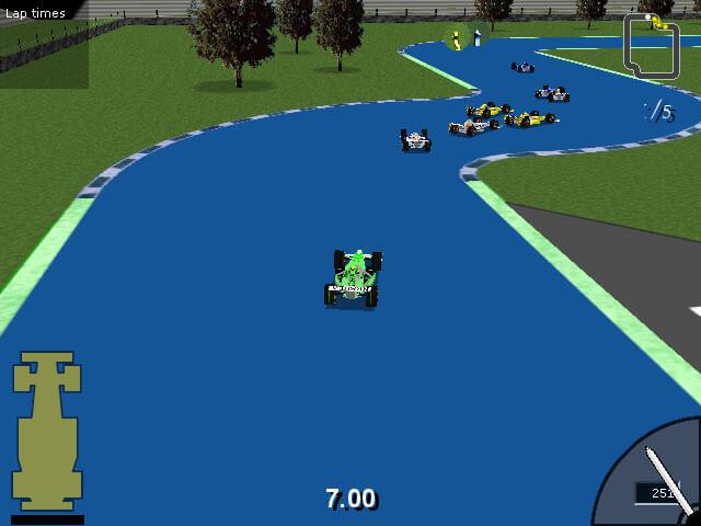 تحميل لعبة Cool Races