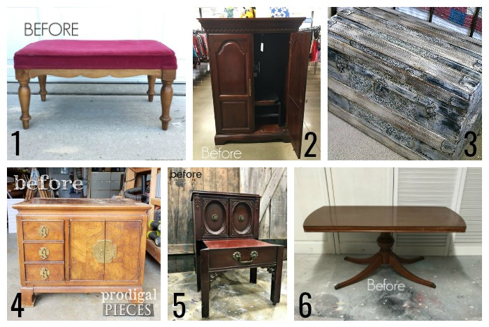 Furniture Fixer Uppers Group September