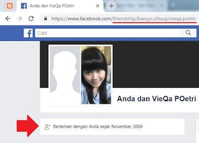 Usia Pertemanan Di Facebook