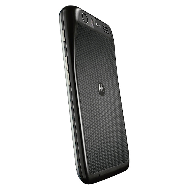 Motorola ATRIX™ HD Android Cellphone back
