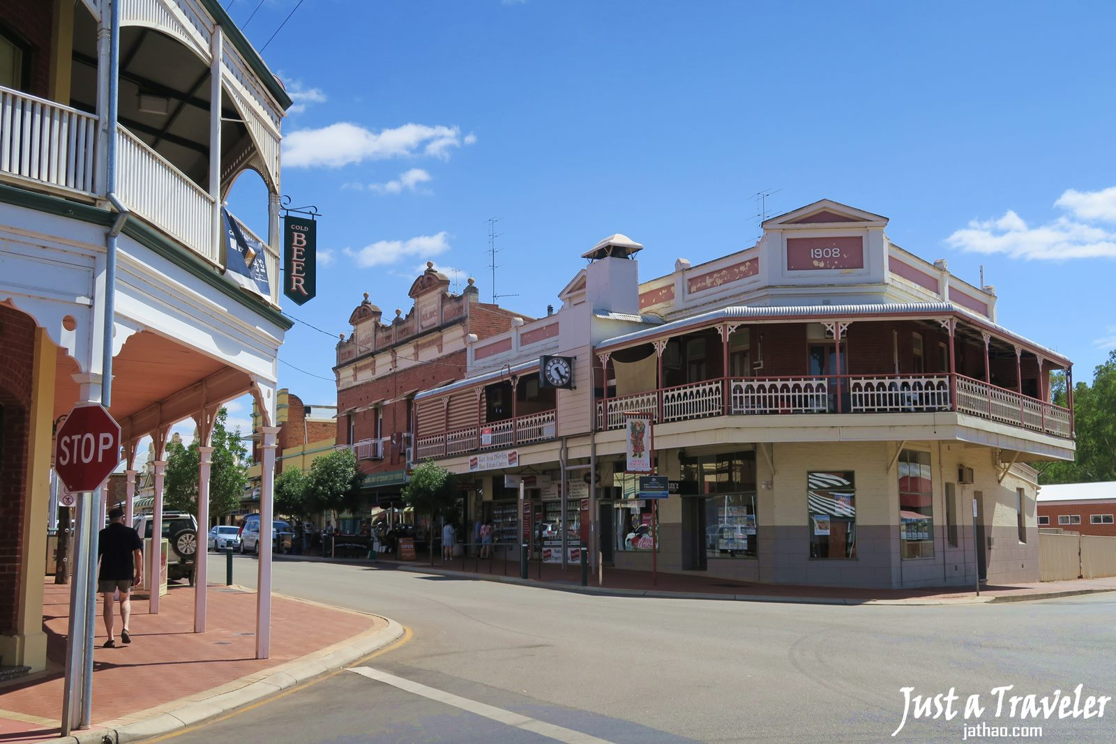 澳洲-西澳-伯斯-推薦-景點-波浪岩-自由行-約克小鎮-York-旅遊-行程-一日遊-二日遊-遊記-旅遊-觀光-Australia-Perth-Wave-Rock