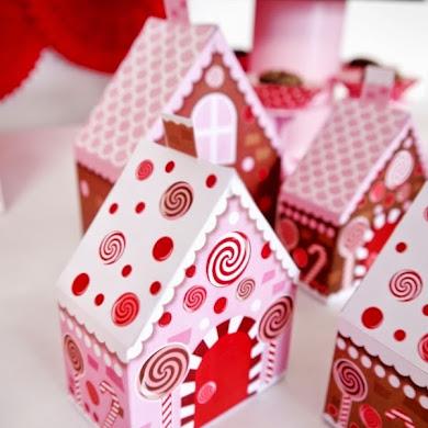 Sweet Table de Noël Thème Pain d'épices