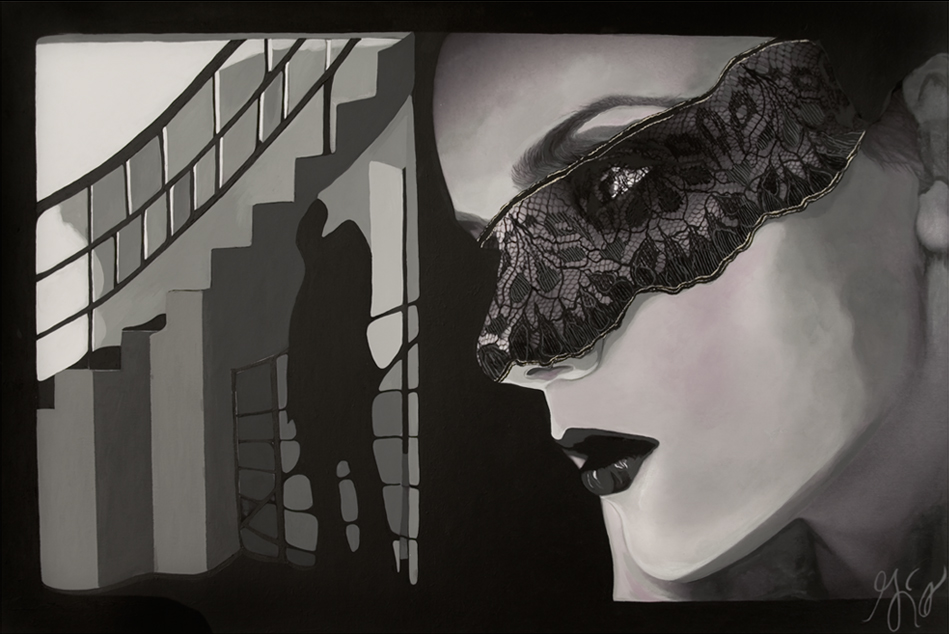 Gina Higgins American-Noir Creator & artis