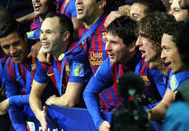 Fc Barcelona Semakin Rajin Pesta Goal Di La Liga Spayol Dengan Trio MSN nya