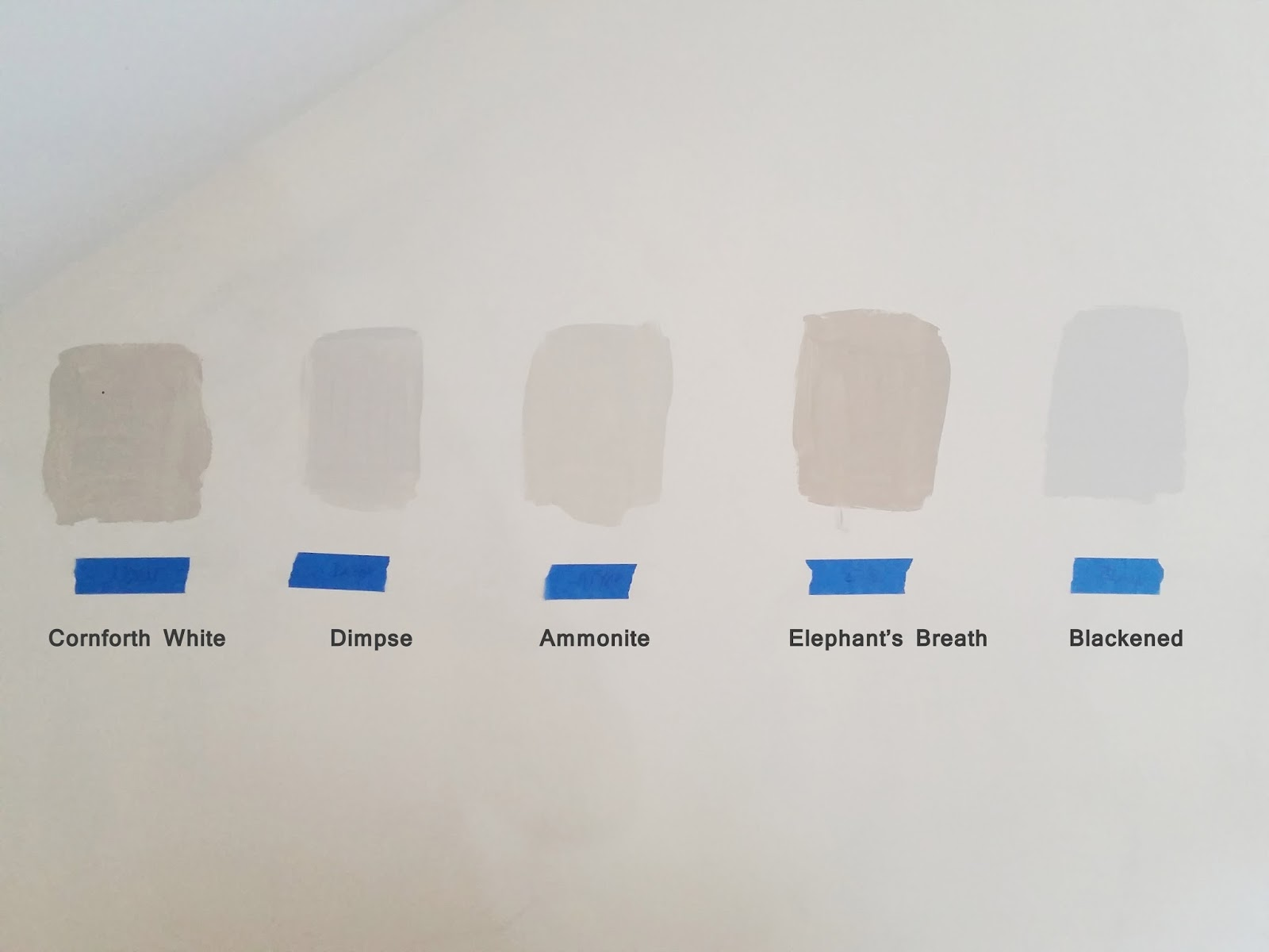 How To Make White Colour Paint
