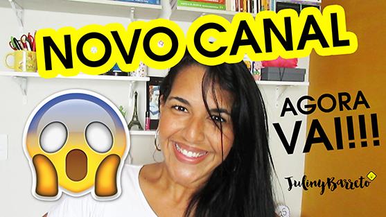 Juliny Barreto no Youtube Blogueira Paraibana