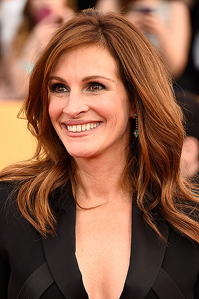 6th place. Julia Roberts - $ 16 million
